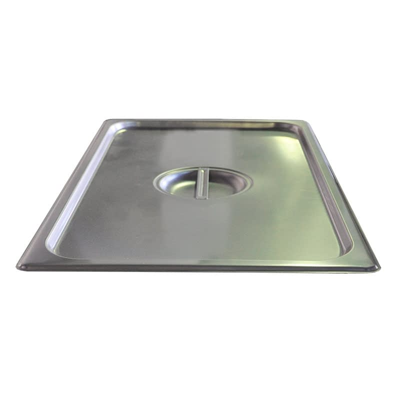 Stainless Steel 1/1 Gastronorm Pan Cover