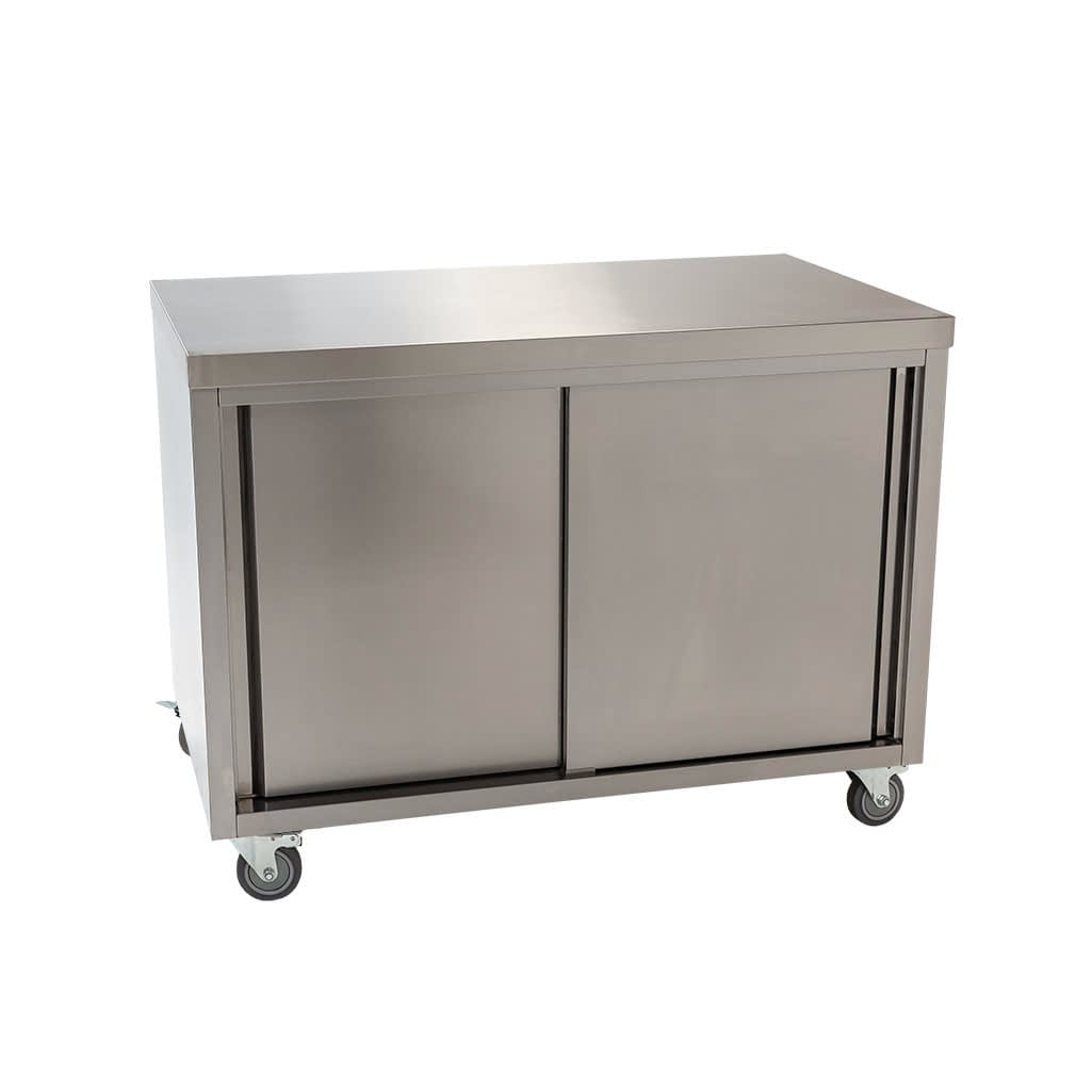 Stainless Steel Commercial Cabinet, 1200 x 700 x 900mm high