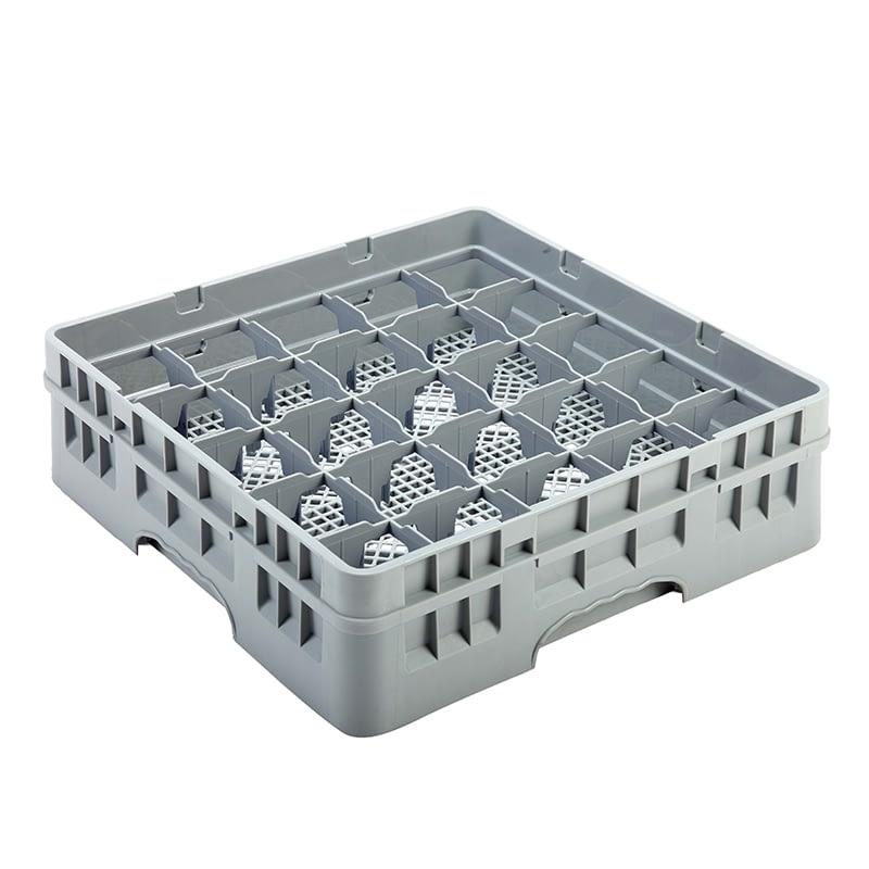 Glassware Dish Racks – 25 Compartment, 500 x 500 mm