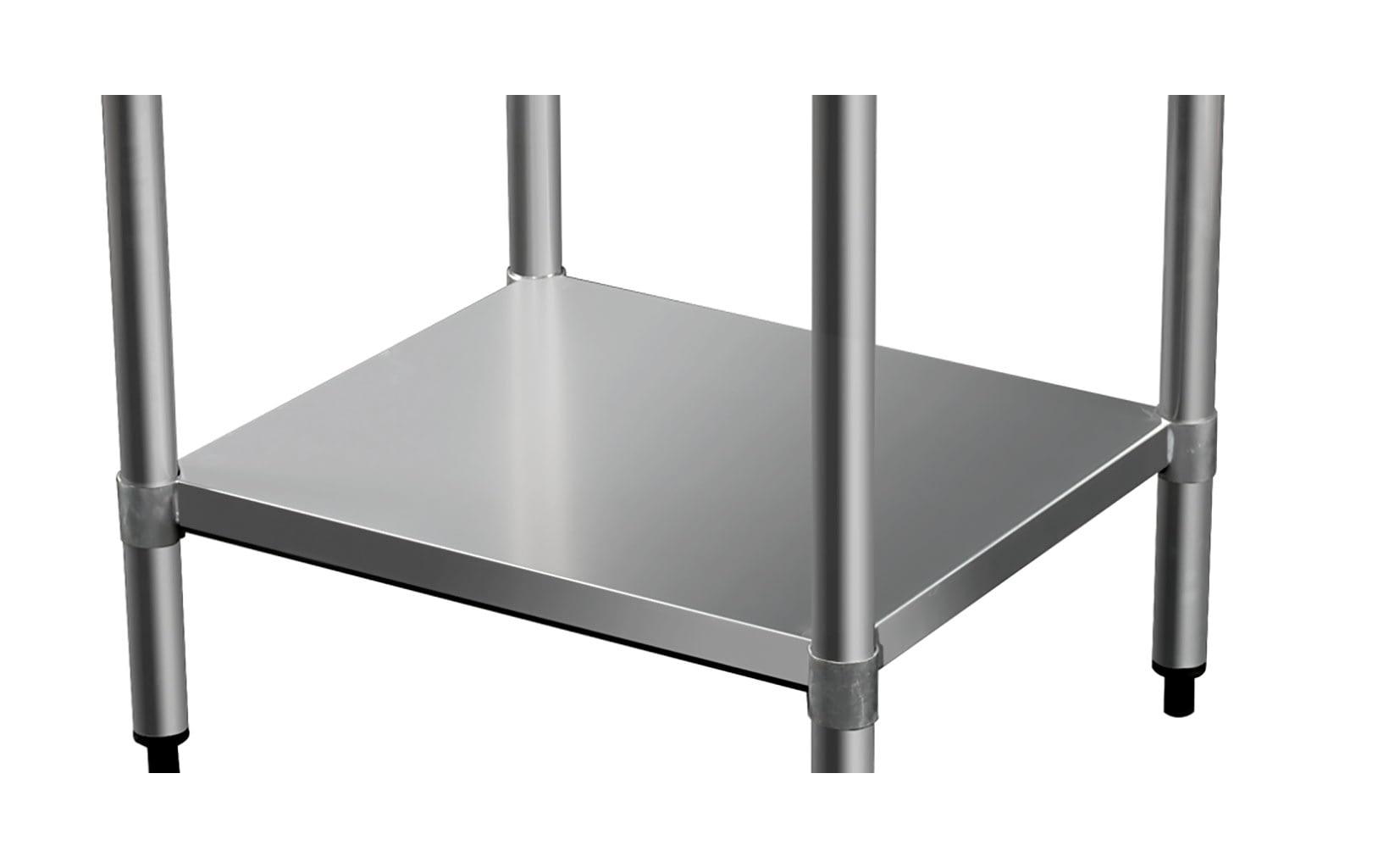 Stainless Undershelf for 2448 Bench