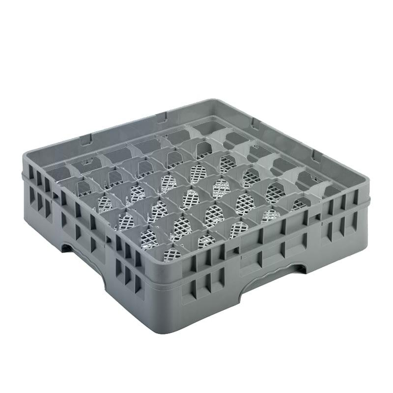 Glassware Dish Racks – 36 Compartment, 500 x 500 mm