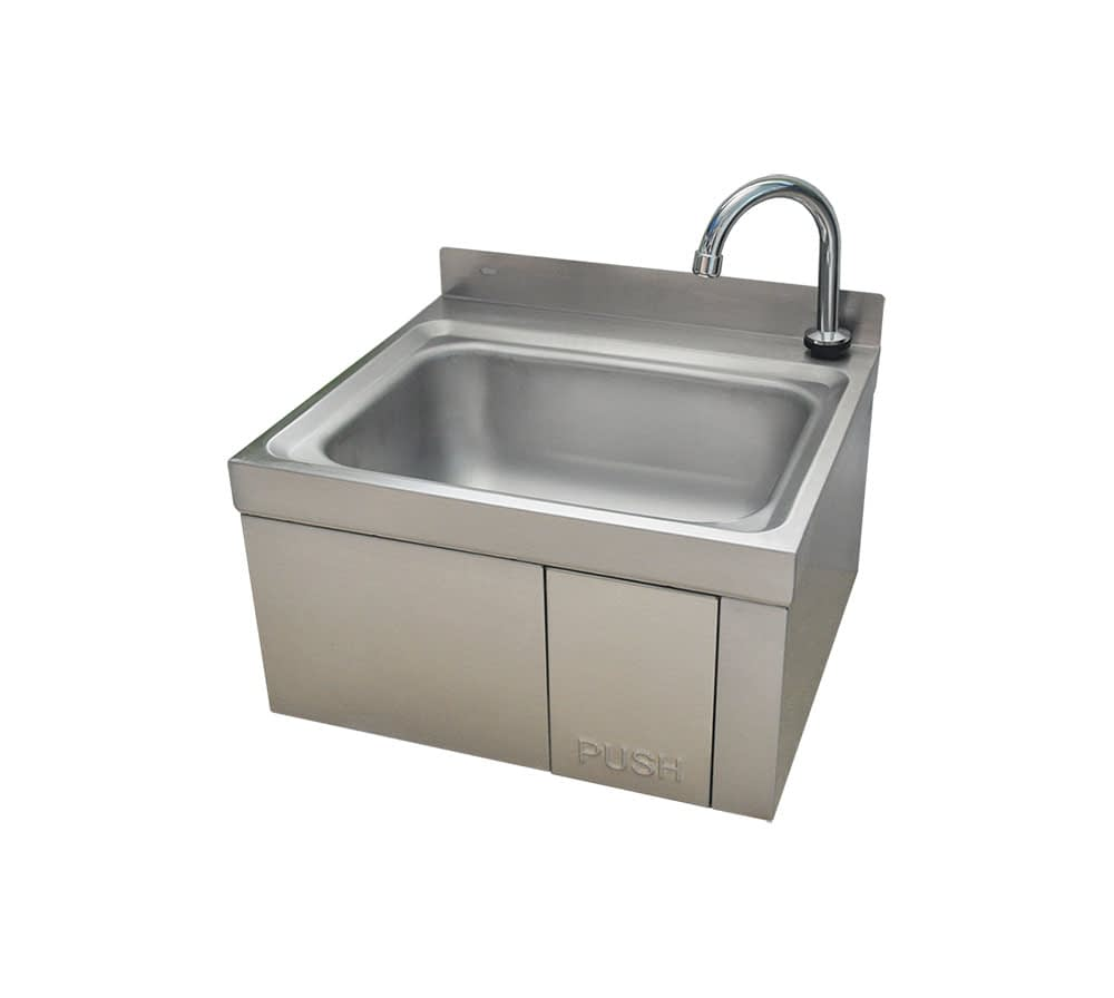 Knee Operated Sink