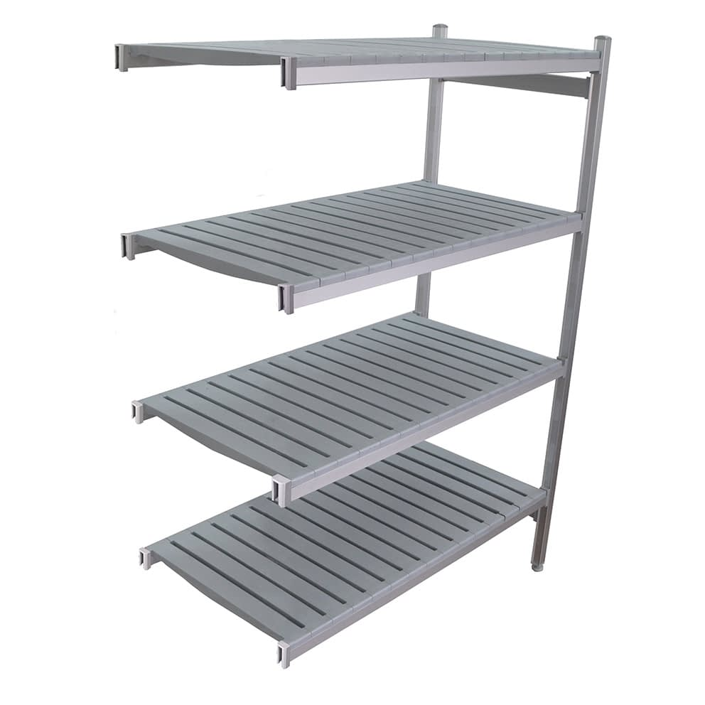 Extra bay for 1225 x 450 deep x 1700mm high Premium Coolroom Shelving
