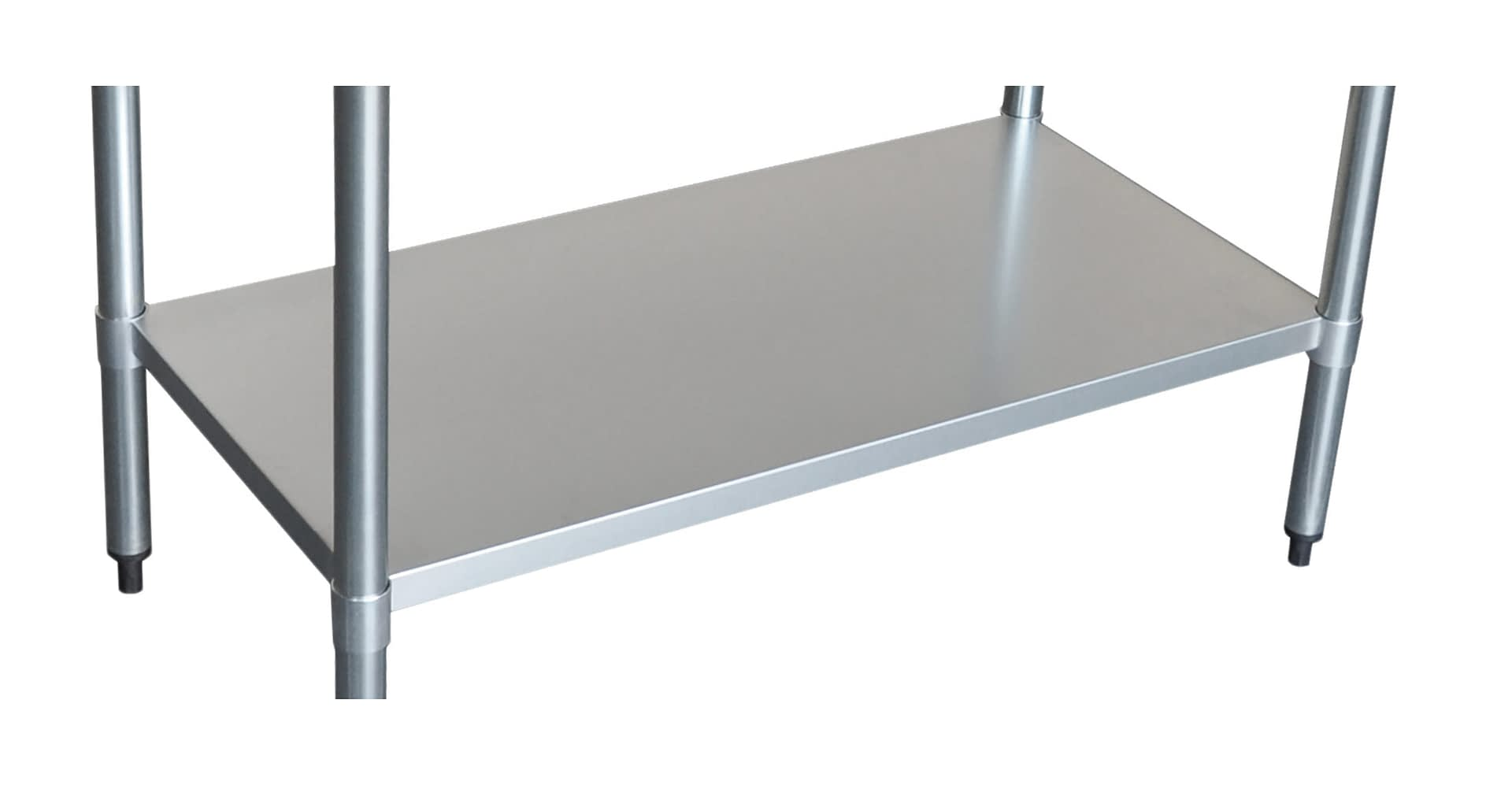Stainless Undershelf for 3030 Bench
