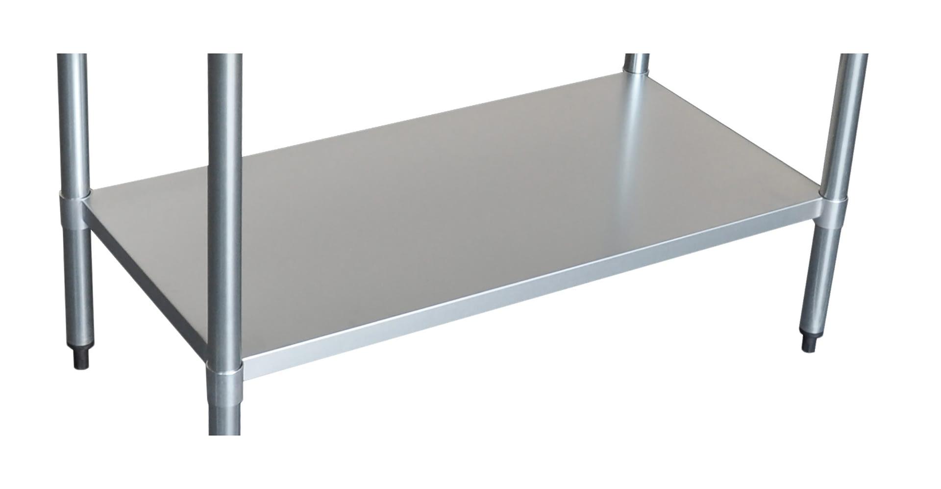 Stainless Undershelf for 2472 Bench