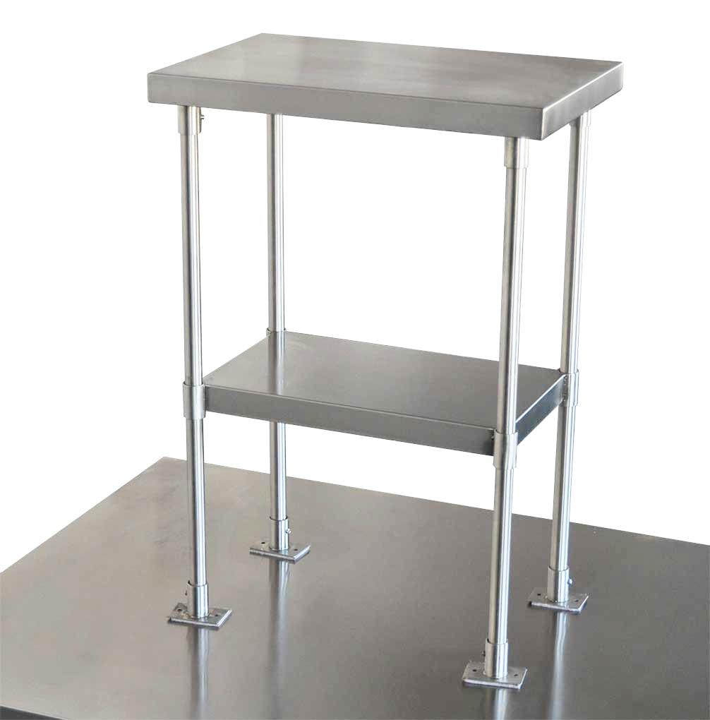 Extra Shelf for Over Bench 2-Tier Shelf, 550 x 350mm Unit