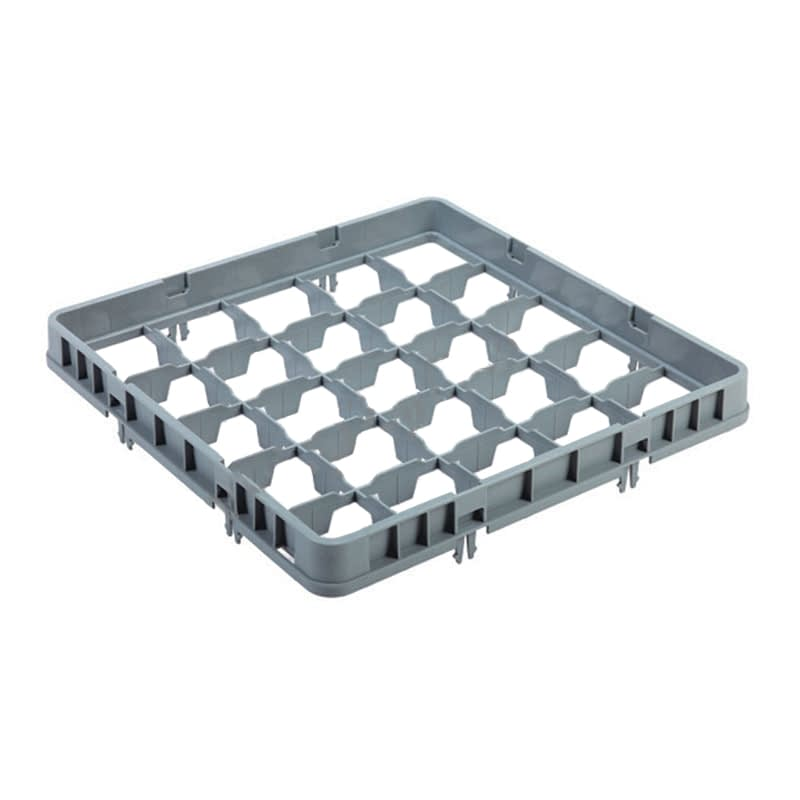 Glassware Dish Racks – 25 Compartment, Half Drop Extension, 500 x 500 mm