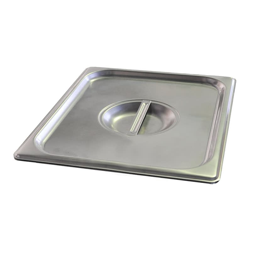 Stainless Steel 1/2 Gastronorm Pan Cover
