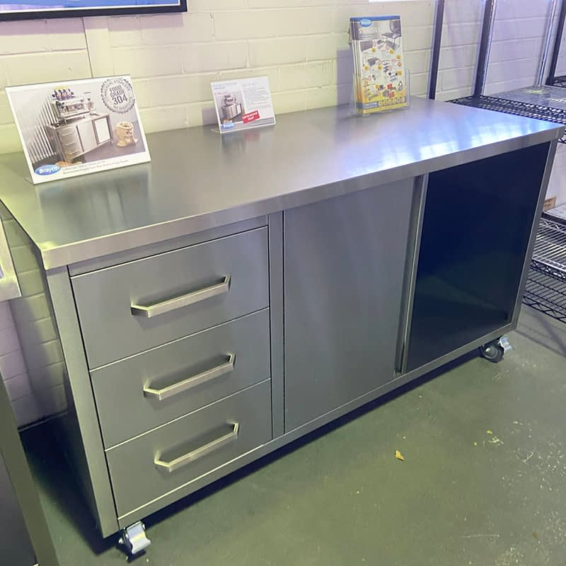 bench stainless Perth